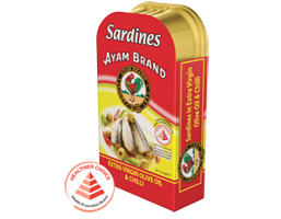 ClubSardines Olive Oil Chilli