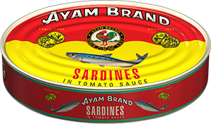 Sardines Oval 215g