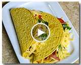 Baked Beans Taco