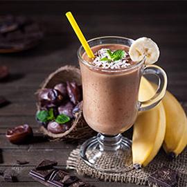 巧克力冰沙