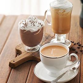 椰子油咖啡