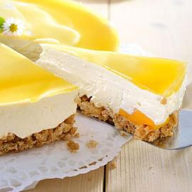 椰子布丁蛋糕