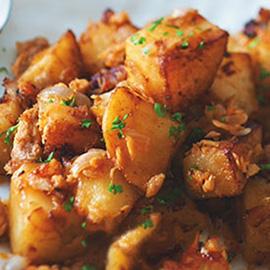 香辣沙巴土豆