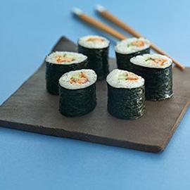 寿司沙丁鱼卷