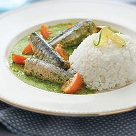 泰式香草沙丁鱼