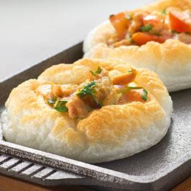 Ayam Brand 丰盛的早餐食谱