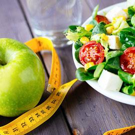 健康瘾君子的快速锻炼后餐