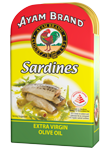 sardines extra virgin olive oil