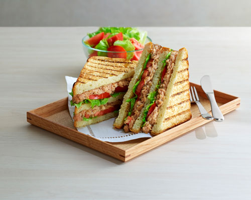 Saba CLub Sandwich